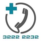 Lægelinien Logo
